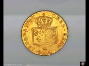 2 Louis D'Or. 1786H. Crowned Arms of France & Navarre in shields. Louis XVI. (Please note that email offers are considered on all coins.) (*)