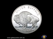 One ounce Bullion medallion. Silver Buffalo 1.00 XAG Intrinsic Tender. (Please note that email offers are considered on all coins.)