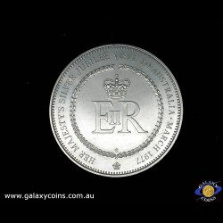 Commemorative medal. Queen Elizabeth II Jubilee. Royal Visit Australia. (Please note that email offers are considered on all coins.) (*)