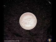 Sixpence. Huia. George VI. (Please note that email offers are considered on all coins.) (*)