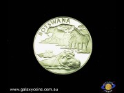 United Nations medals of the world. Botswana. (Please note that email offers are considered on all coins.) (*)