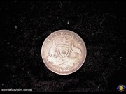 Sixpence. Coat of Arms. George V. (Please note that email offers are considered on all coins.) (*)